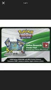 Pokemon TCG Online Card Codes: X50! Mix Codes. See Description For Info
