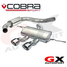 SE28 Cobra sport Seat Leon Cupra R 2.0 TSI 265PS 1P-Mk2 10-12 Cat Back Res