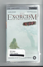 THE EXORCISM OF EMILY ROSE - UMD video for PSP - NEW in seal