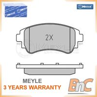FRONT DISC BRAKE PAD SET CITROEN DS4 C4 II B7 MEYLE OEM 4254A9 0252522018 HD