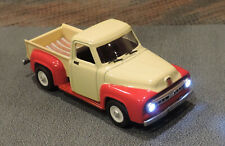 1953 Ford Pickup with LED Headlights for Lionel  Flyer MTH, K-line, Train Layout