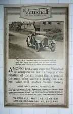 1920 Favourite Staff Car 25 Hp Vauxhall
