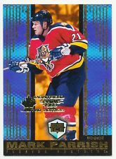 1998-99 Pacific Dynagon Ice MARK PARRISH RC Rare 1999 Montreal Spring Expo SP 20