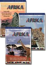 WORSHIP AFRICA -  Nature Film 3 dvds + 3 cds Christian PRICE REDUCED