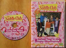 The Saddle Club - Saving Pine Hollows REGION 4 DVD