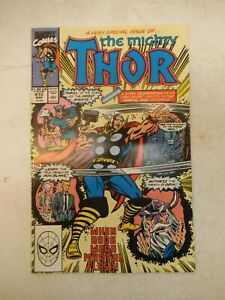 MIGHTY THOR #415 MARCH 1990  NM NEAR MINT 9.6  MARVEL COPPER AGE DON BLAKE