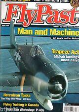 Flypast 2006 April Hellcat,Piper Cub,Phantom,Harvard