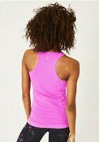 Sweaty Betty Athlete Seamless Gym Vest Size XS Red