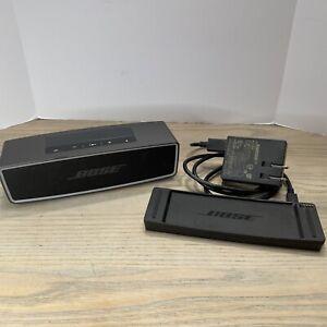 Bose - SoundLink Mini II 2 - Bluetooth Speaker w/ Dock - Tested & Works Great!