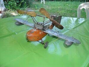 hydravion allemand  de marque bing des années 20 a 1930 fonctionnement a ressort