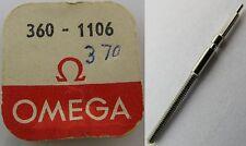 Omega watch part movement : caliber 360 370 ... winding stem 1106