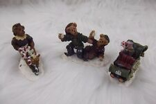 Boyds Bears Slip Slush Mr Sweet Treat Elf Express Bearly Built Nib 190341