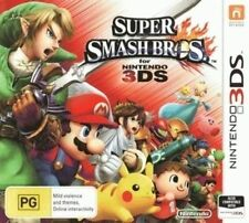 Super Smash Bros - 3ds Game Never Played