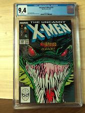 Uncanny X-Men #232 (Aug 1988 Marvel) CGC 9.4 Chris Claremont, The Brood