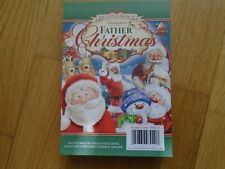 HUNKYDORY LITTLE BOOK OF FATHER CHRISTMAS