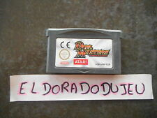 ELDORADODUJEU > DUEL MASTERS SEMPAI LEGENDS NINTENDO GAME BOY ADVANCE GBA VF