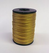 Yellow BCY Nock & Peep Bow String Serving Bowstring Nylon