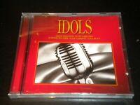 Idols - CD Album - 5 Divine Divas - 20 Great Tracks - 2004 Various Artists - NEW