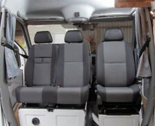 VW Crafter Sprinter UK's Only M1 Pull Tested Open Top Double Swivel Seat Base