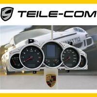 -80% Porsche Cayenne 955 V8, 4.5L 2005-2006 Kombiinstrument/Instrument cluster