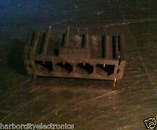 43160-3104 MOLEX CONNECTOR HEADER R/A 4 POSITION TIN SOLDER