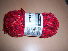 Schachenmayr - Boston Style Farbe 530 Rotmeliert