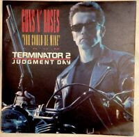 "GUNS N' ROSES 7"" 1991⚠️Mint- You Could Be Mine/Civil War-Geffen 19039"