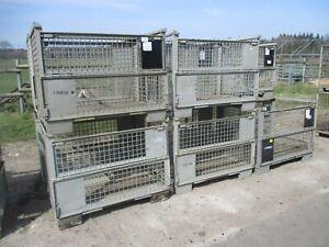 DB Gitterboxen  120 x 80 x 100 Lagerbox  Nähe HH tauschfähig Mwst