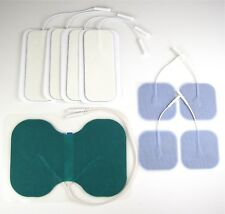 TENS - Pads -  Electrodes - Large Value Pack for TENS Machines - ideal for back