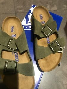 birkenstock arizona forest 35 narrow