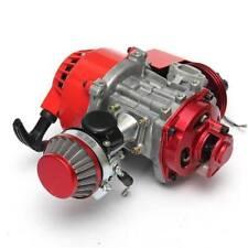 Big Bore 6 Tuningmotor Tuning Vergaser Pocketbike Dirt Bike Cross Motor Rot