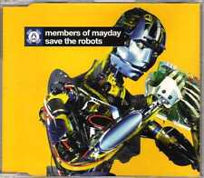 Members Of Mayday - Save The Robots - CDM - 1998 - Techno 3TR WestBam