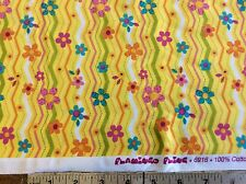 Northcott #6916-52 Flamingo Fling-Tropical Colors- By The Yard