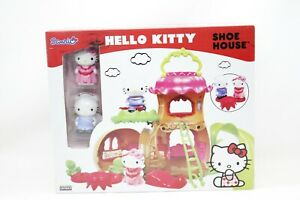 Hello Kitty Shoe House Play Set Toy brand new sealed
