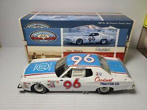 1978 Dale Earnhardt Sr #96 Cardinal Tractor 1:24 NASCAR Action Die-Cast MIB