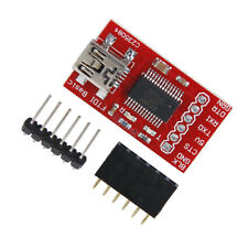 FT232RL USB To RS232 TTL Serial Adapter Maximum232 Module 3.3~5V For Arduino  TW