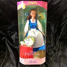 Disney Princess Favorite Fairytale Barbie Doll Belle Mattel Beauty and The Beast