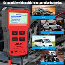 Car Battery Charger Tester Analyzer 12V 2000CCA Voltage Battery Test Car Battery