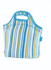 Tupperware Insulated Stripe Lunch Bag New