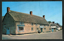 Posted 1963 View of Three Horseshoes Inn, Burton Bradstock