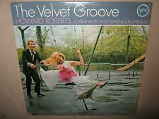 HOWARD ROBERTS The Velvet Groove Guitar Woodwinds Strings SEALED Vinyl LP V-8662