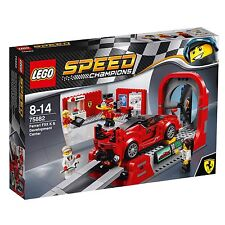 LEGO® Speed Champions 75882 Ferrari FXX K & Entwicklungszentrum NEU OVP NEW MISB