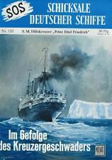 SOS - Schicksal deutscher Schiffe 153 (Z1), Moewig