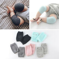 Kids Knee Pad Soft Anti-slip Elbow Cushion Crawling Infant Toddler Baby Safety