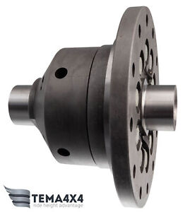 Front LSD Limited slip differential lock for Ford Focus ST225, Mondeo, S-Max 2,5