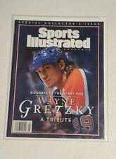 Sports illustrated presente Wayne Gretzky