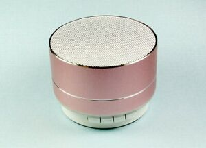 1pc SPEAKER - LED Wireless Bluetooth Mini Speaker Stereo Super Bass USB/AUX/FM