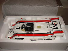 1/18 PORSCHE 917 George Follmer l&m neuf dans sa boîte Minichamps dealer box