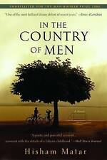 NEW In the Country of Men: A Novel by Hisham Matar