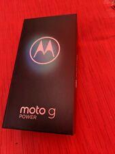 Motorola Moto G Power - 64GB - Smoke Black (Unlocked) (Single SIM)